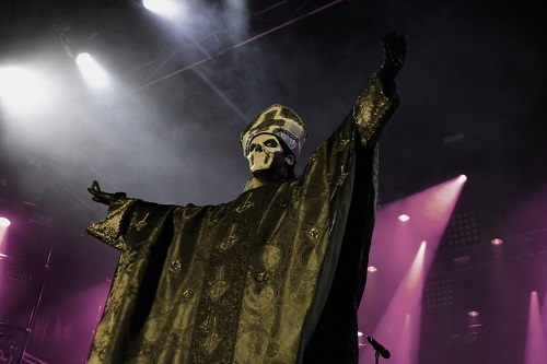 ghost at sweden rock festival