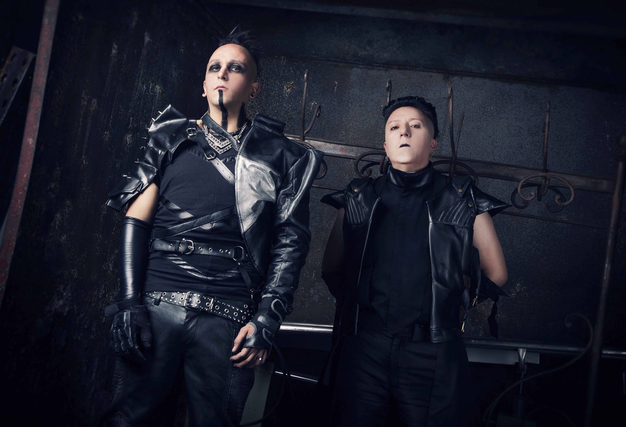 hocico dark electro band
