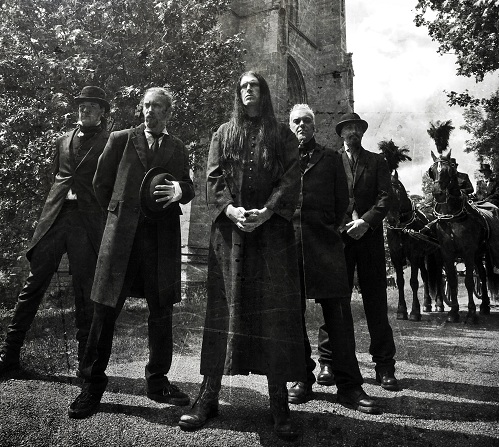 gothic doom metal band paradise lost