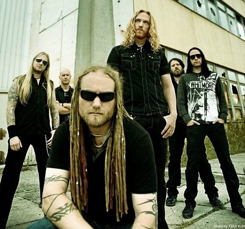 dark tranqullity band