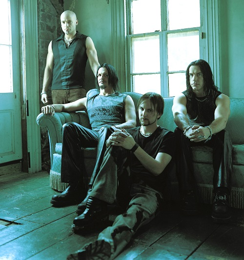 disturbed alternative metal band
