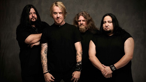 fear factory industrial metal band