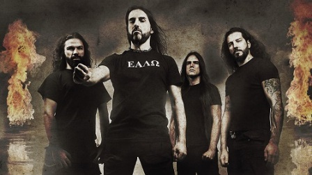 rotting christ black metal band