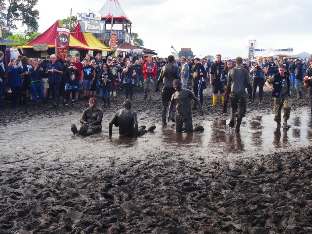 wacken mudfighters