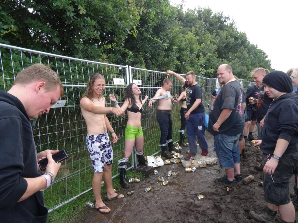 wacken campground