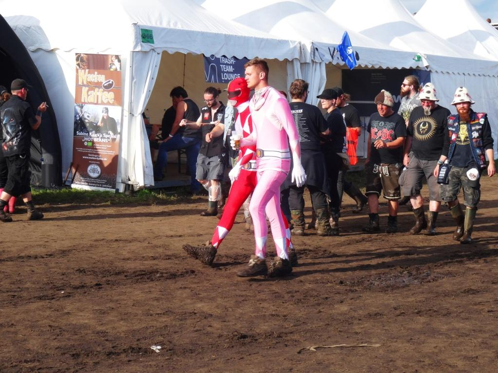 wacken superheroes