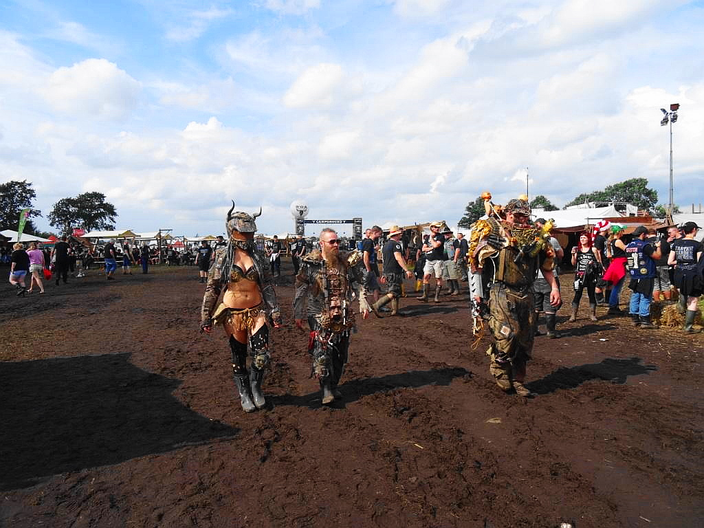 wacken wastelandstage warriors