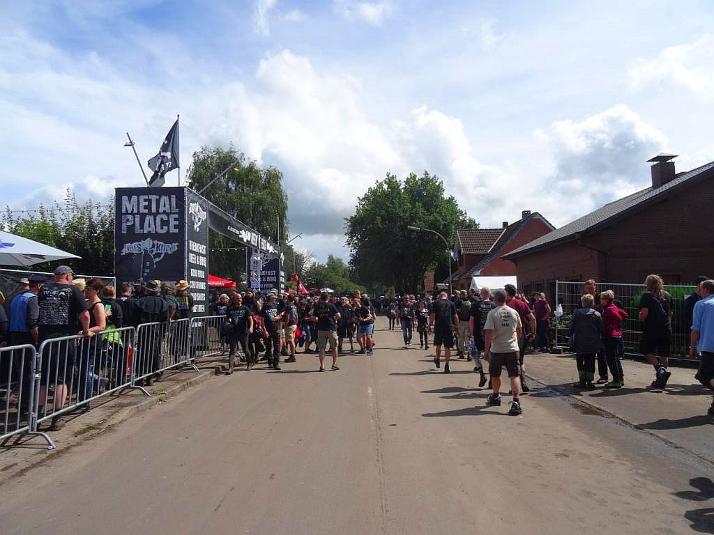wacken metal place