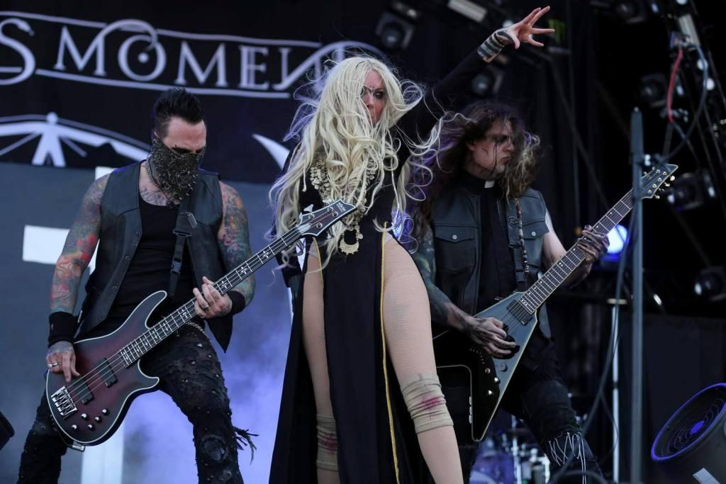 in the moment sweden rock festival 2018