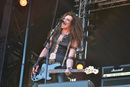 MadamX sweden rock festival 2018
