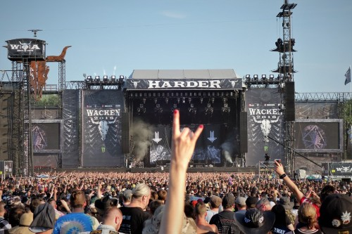 wacken open air 2018 behemoth