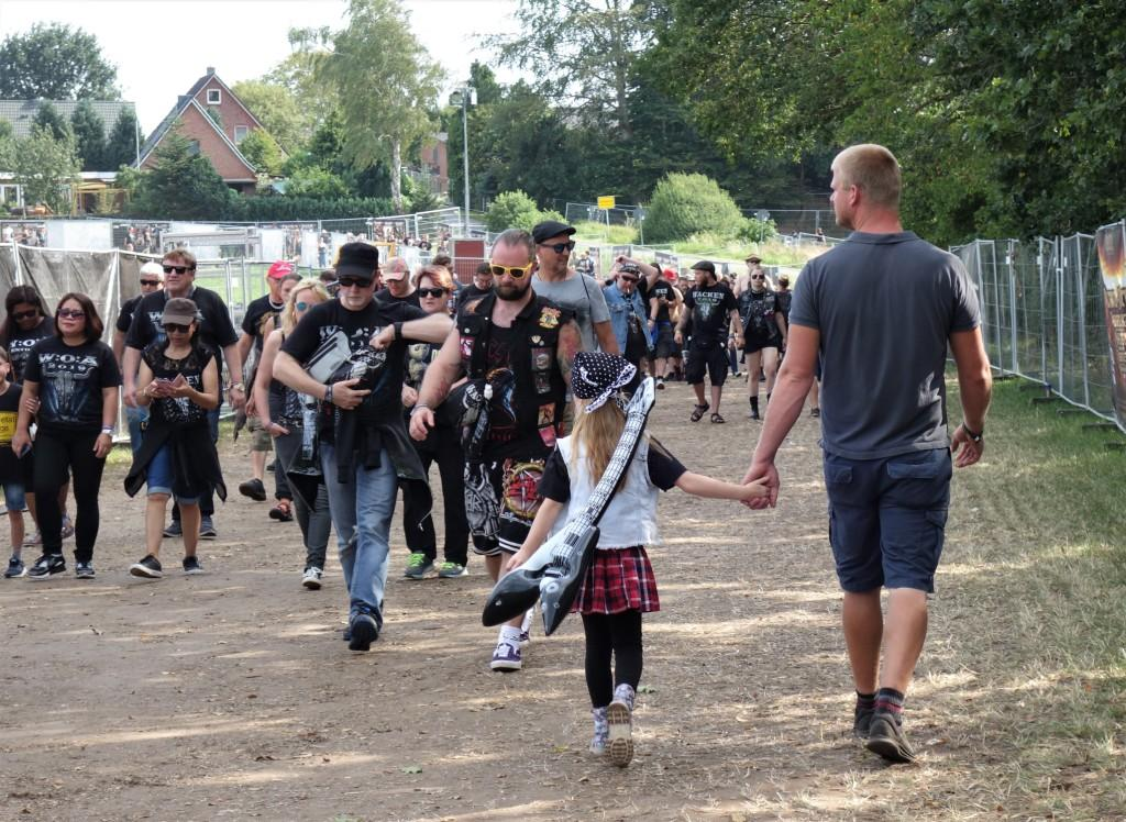 wacken metal kids