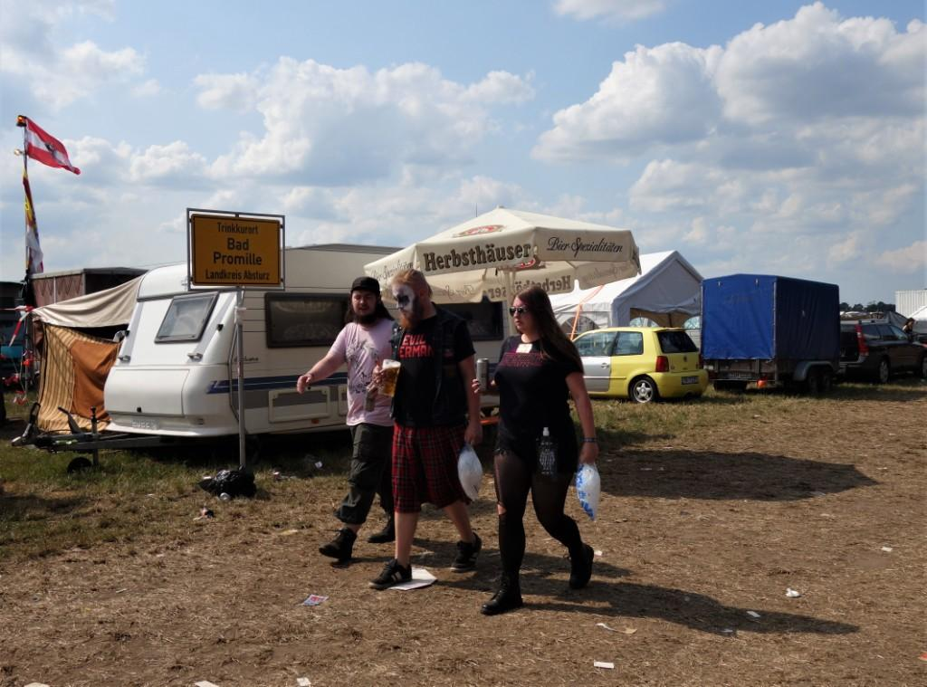 wacken people