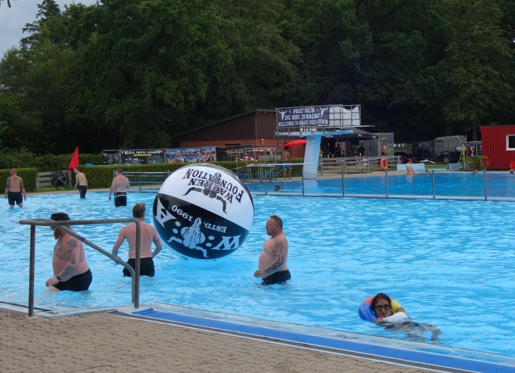 wacken swimming pool